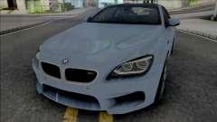 BMW M6 Coupe (SA Lights)