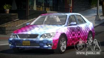 Lexus IS300 U-Style S1 für GTA 4