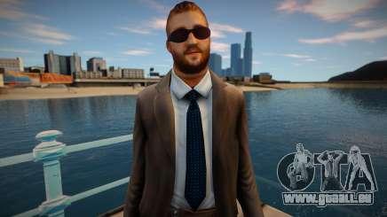 Espion russe pour GTA San Andreas