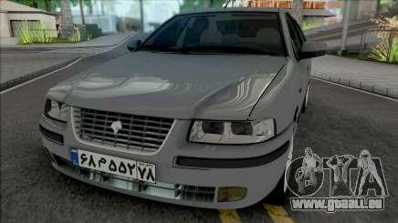 Ikco Samand LX EF7 für GTA San Andreas