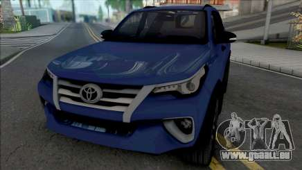 Toyota Fortuner [HQ] pour GTA San Andreas