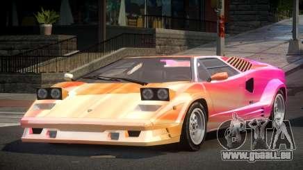 Lamborghini Countach GST-S S6 pour GTA 4