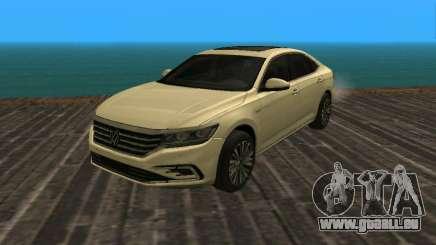 Volkswagen Passat 380TSI pour GTA San Andreas