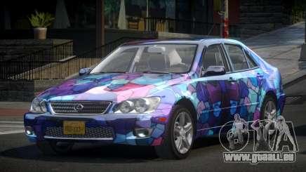Lexus IS300 U-Style S2 für GTA 4