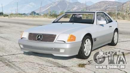 Mercedes-Benz 600 SL (R129) 1993 v1.2 pour GTA 5