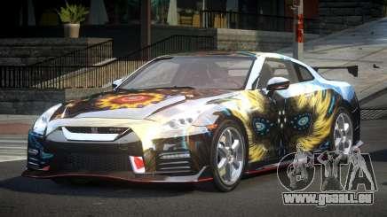 Nissan GT-R GS-S S9 für GTA 4