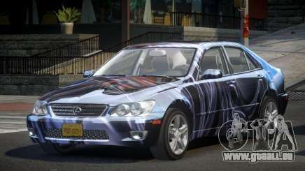 Lexus IS300 U-Style S10 für GTA 4