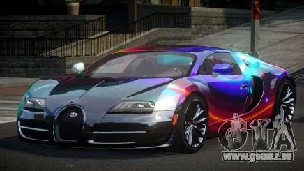Bugatti Veyron PSI-R S9 für GTA 4