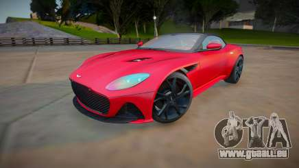 Aston Martin DBS Superleggera Volante 2019 für GTA San Andreas