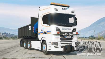 Scania S730 Highline Construction Truck [ELS] pour GTA 5