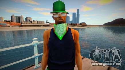 Las Venturas Families Gang v3 pour GTA San Andreas