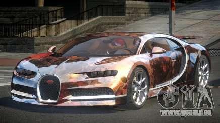 Bugatti Chiron BS-R S1 für GTA 4