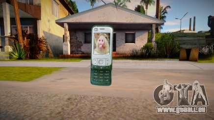 Nokia 6110 navigator pour GTA San Andreas