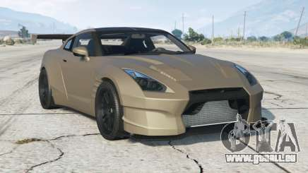Nissan GT-R Ben Sopra (R35) 2012 〡add-on pour GTA 5