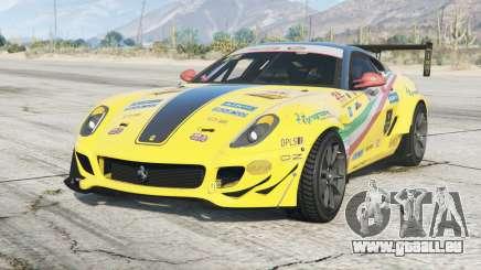 Ferrari 599 GTB Fiorano 2007〡Formule Drift pour GTA 5