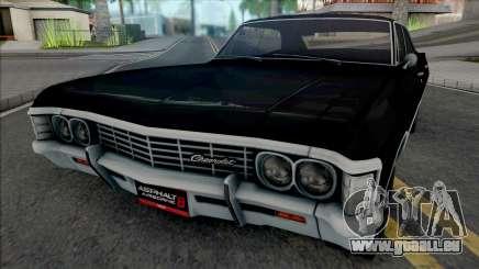 Chevrolet Impala 1967 (Asphalt 8) für GTA San Andreas