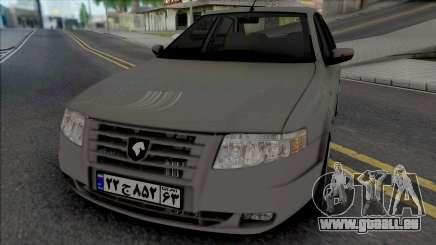 Ikco Samand Soren ELX [HQ] für GTA San Andreas
