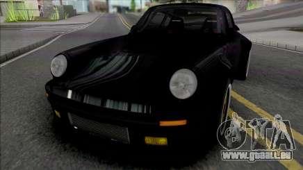Porsche 911 Turbo Wangan Midnight Black Bird pour GTA San Andreas