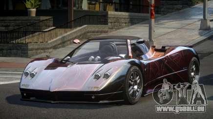 Pagani Zonda BS-S S6 pour GTA 4