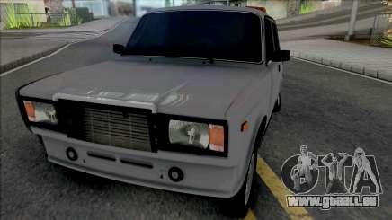 Vaz 2107 Taxi-Stil für GTA San Andreas