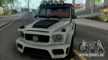 Mercedes-AMG G63 Mansory Gronos für GTA San Andreas