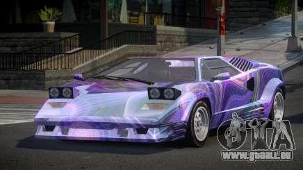 Lamborghini Countach GST-S S3 pour GTA 4