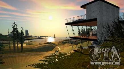 La Maison de la Falaise pour GTA San Andreas