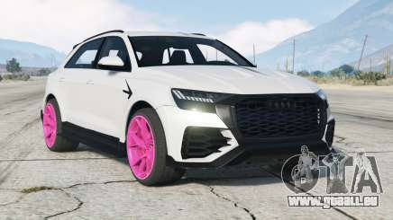 Audi RS Q8 Mansory 2020〡add-on pour GTA 5