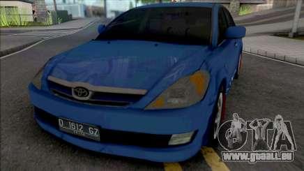 Toyota Avensis [IVF] für GTA San Andreas
