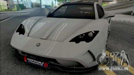 Vencer Sarthe 2014 pour GTA San Andreas