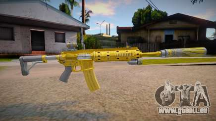 Carabine Rifle Luxe from Grand Theft Auto V für GTA San Andreas