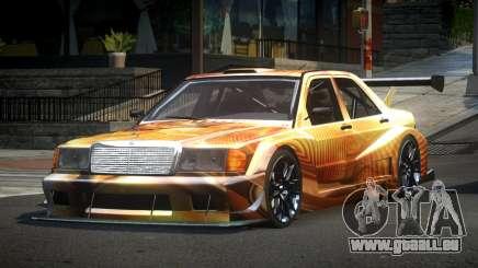 Mercedes-Benz 190E GST-U S5 pour GTA 4