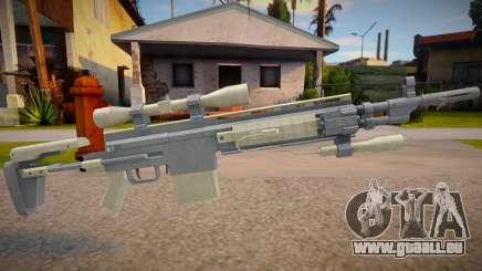 Sniper Semi-Automatic pour GTA San Andreas
