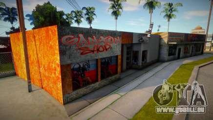 New Binko (Dirty shop) pour GTA San Andreas