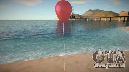 Une balle du film Ono pour GTA San Andreas