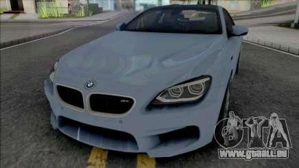 BMW M6 Coupe (SA Lights) pour GTA San Andreas