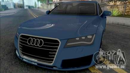 Audi A7 2010 für GTA San Andreas