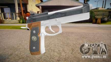 RE2: Remake - Samurai Edge Colt v1 für GTA San Andreas