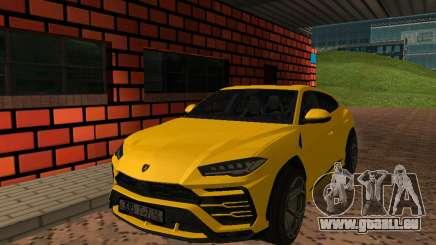 Lamborghini Urus SV für GTA San Andreas