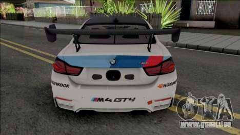 BMW M4 GT4 für GTA San Andreas