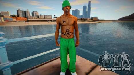 New Bmydj skin pour GTA San Andreas
