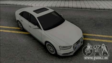 Audi S4 2013 pour GTA San Andreas