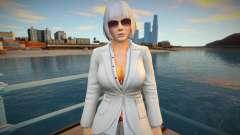 Dead Or Alive 5 - Christie (Costume 2) v2 pour GTA San Andreas