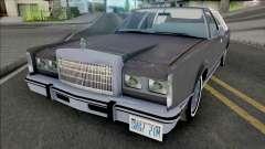 Lincoln Town Car 1986 Grey