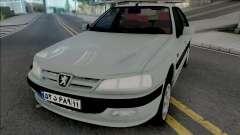 Peugeot Pars [ADB IVF VehFuncs]