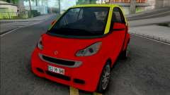 Smart ForTwo Little Tikes Edition