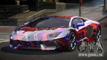 Lamborghini Aventador GST Drift S5 für GTA 4
