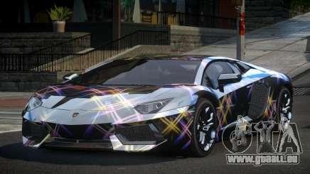 Lamborghini Aventador GST Drift S9 für GTA 4