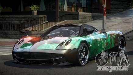 Pagani Huayra GS S10 pour GTA 4