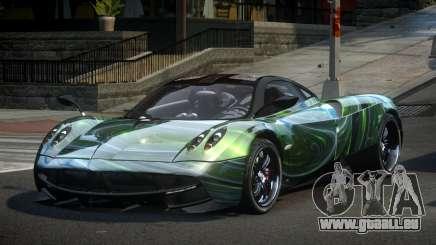 Pagani Huayra GS S4 pour GTA 4